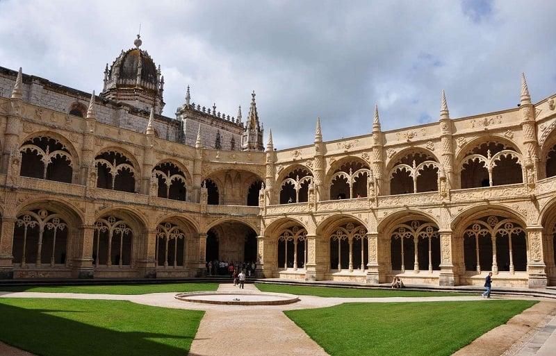 O que fazer em Lisboa: Mosteiro Jerónimos