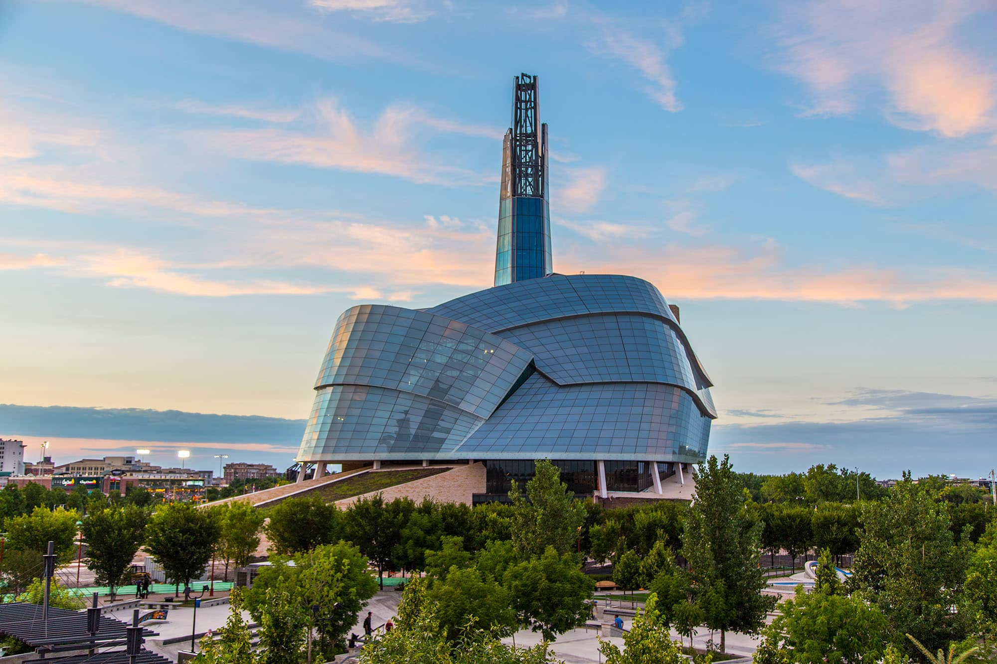 O Que Fazer em Winnipeg no Canadá: Canadian Museum for Human Rights