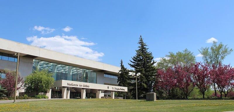 O Que Fazer em Regina no Canadá: MacKenzie Art Gallery
