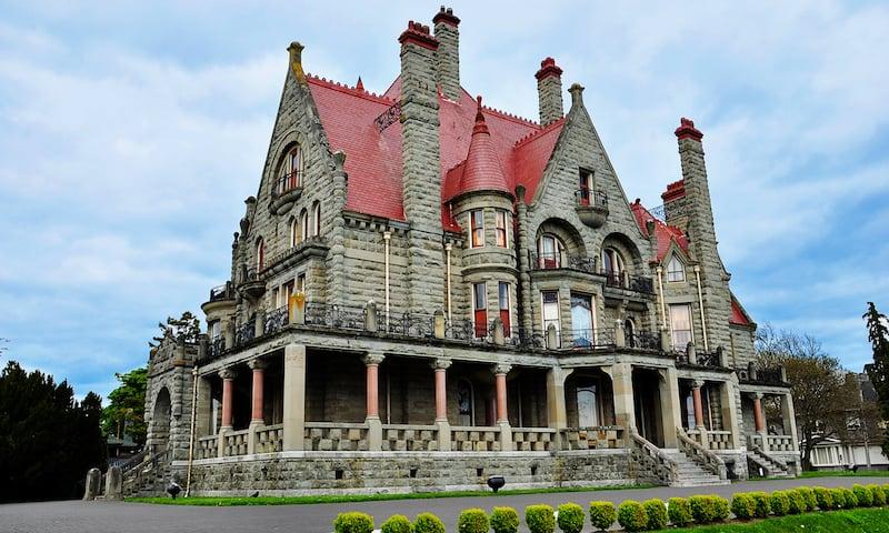O Que Fazer em Victoria no Canadá: Craigdarroch Castle
