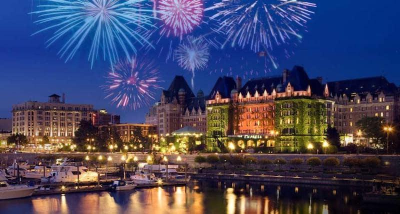 O Que Fazer em Victoria no Canadá: Inner Harbour Victoria