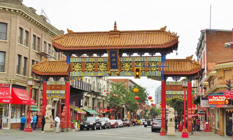 O Que Fazer em Victoria no Canadá: Chinatown