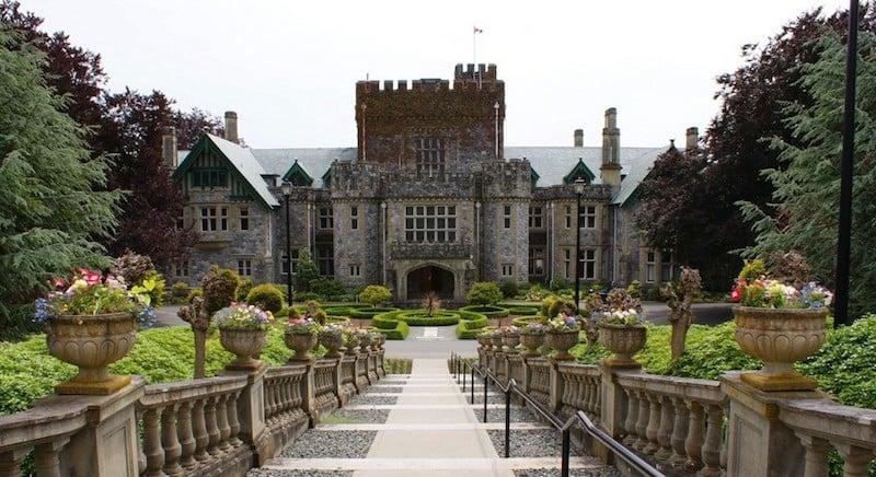 O Que Fazer em Victoria no Canadá: Hatley National Historic Park