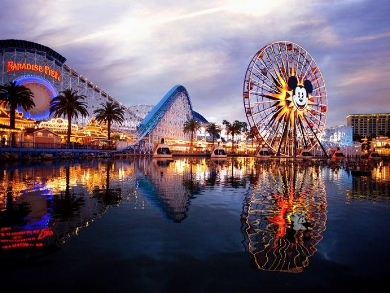 O que fazer em Los Angeles: Parques Temáticos