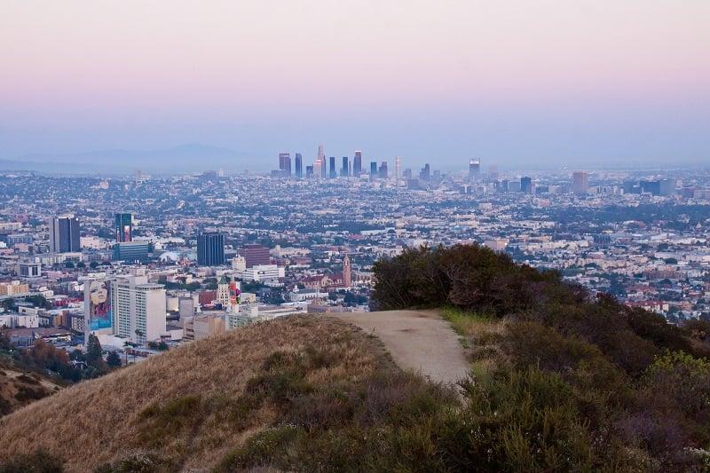 O que fazer em Los Angeles: Runyon Canyon Park