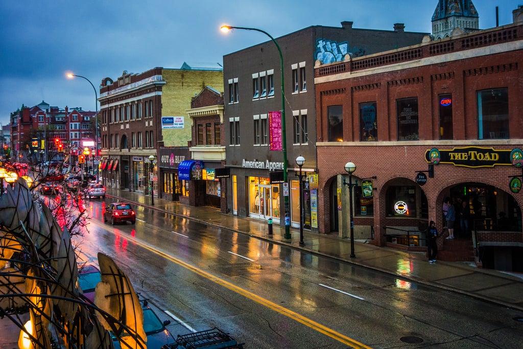 O Que Fazer em Winnipeg no Canadá: Osborne Village