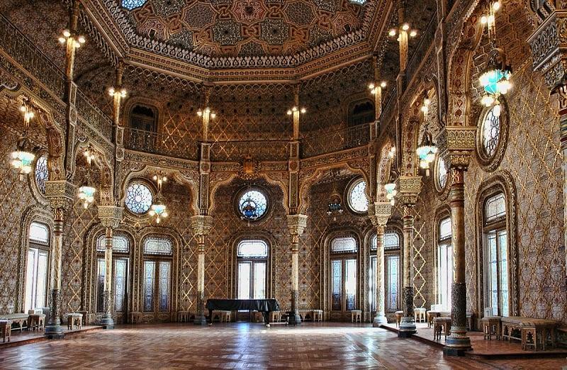 O que fazer em Porto: Palácio da Bolsa