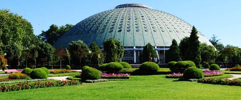 O que fazer em Porto: Palácio de Cristal