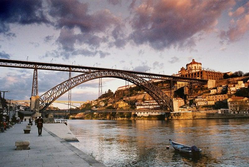 O que fazer em Porto: Ribeira, Rio Douro e Ponte D. Luís