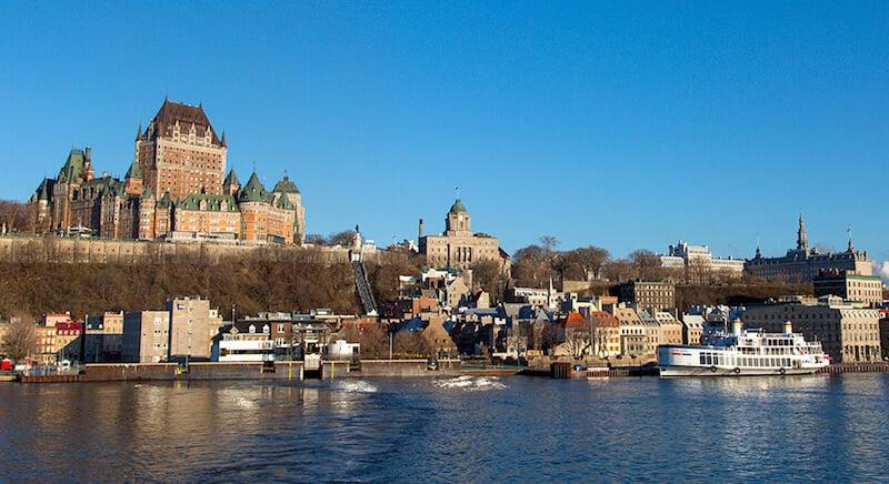 O Que Fazer em Québec no Canadá: Rio São Lourenço
