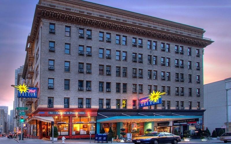 O que fazer em San Francisco: Hotéis