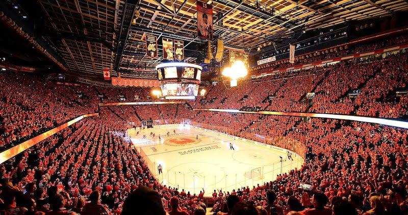 O Que Fazer em Calgary no Canadá: Estádio Pengrowth Saddledome