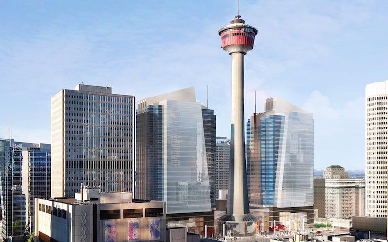O Que Fazer em Calgary no Canadá: Calgary Tower