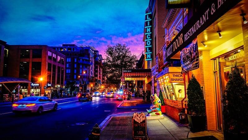 O que fazer em Washington: U Street