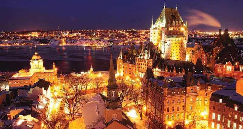 O Que Fazer em Québec no Canadá: Vieux-Québec