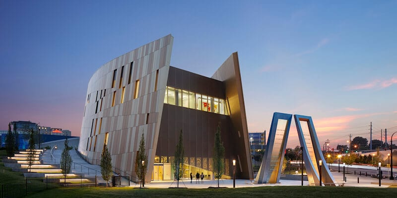 O Que Fazer em Atlanta: Centro de Direitos Civis e Humanos
