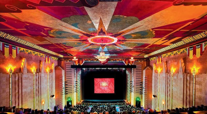 O Que Fazer em Atlanta: Teatro Fox