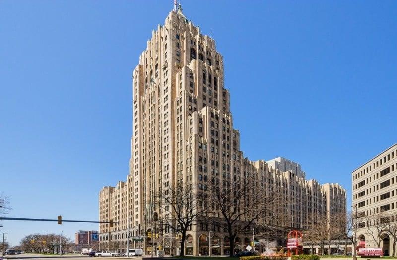 O Que Fazer em Detroit em Nova York: Fisher Building