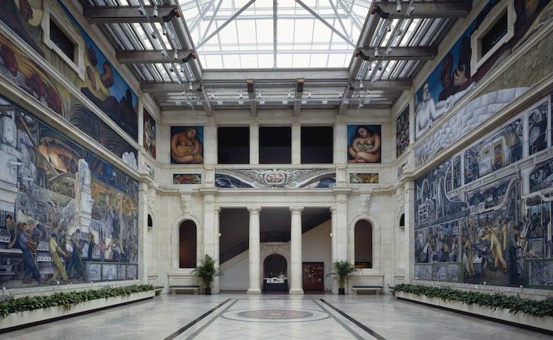 O Que Fazer em Detroit em Nova York: Institute of Arts