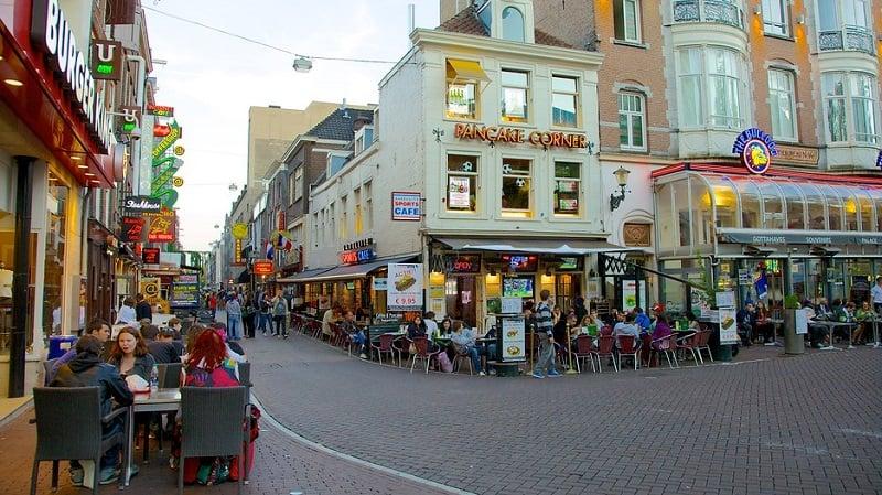 O que fazer em Amsterdam: Leidseplin