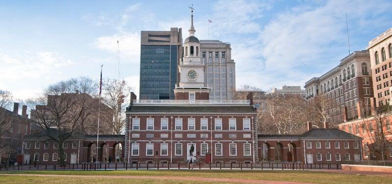 O Que Fazer na Filadélfia em Nova York: Independence Hall