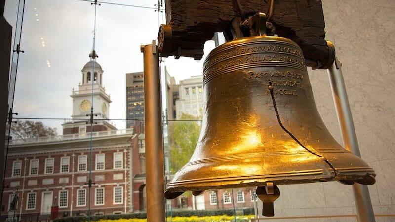 O Que Fazer na Filadélfia em Nova York: Liberty Bell