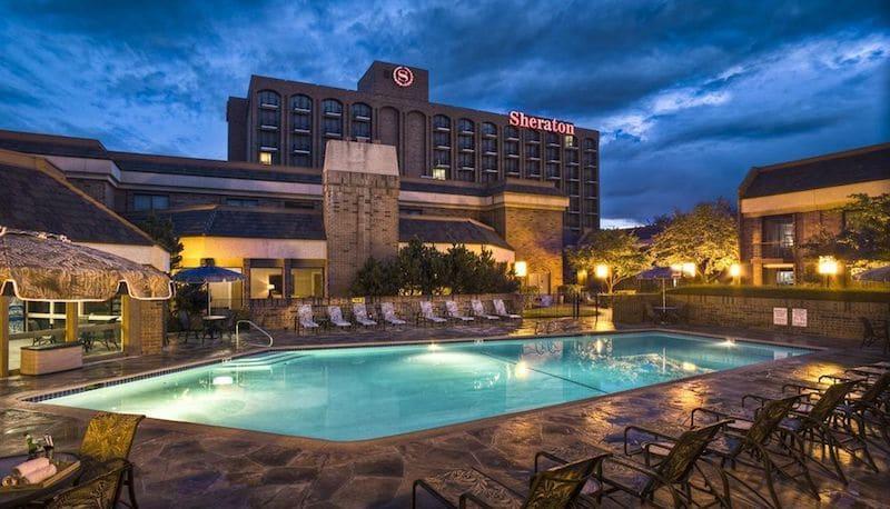 Hotéis em Salt Lake City