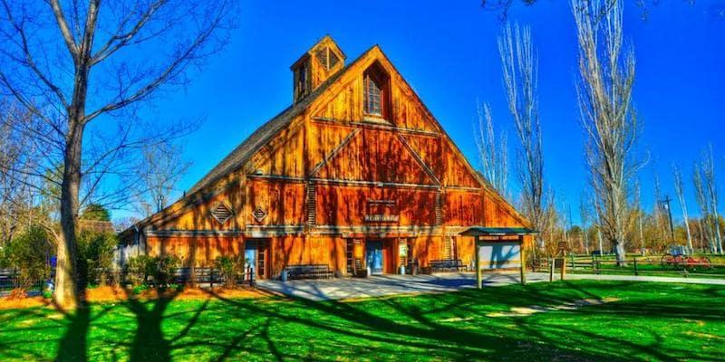 O Que Fazer em Salt Lake City em Utah: Wheeler Historic Farm