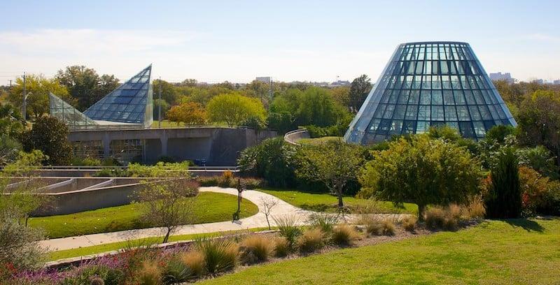 O Que Fazer em San Antonio no Texas: Botanical Garden