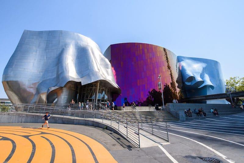O Que Fazer em Seattle em Nova York: EMP Museum e o Sci-Fi Museum