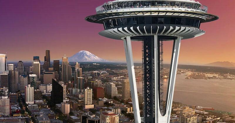 O Que Fazer em Seattle em Nova York: Space Needle