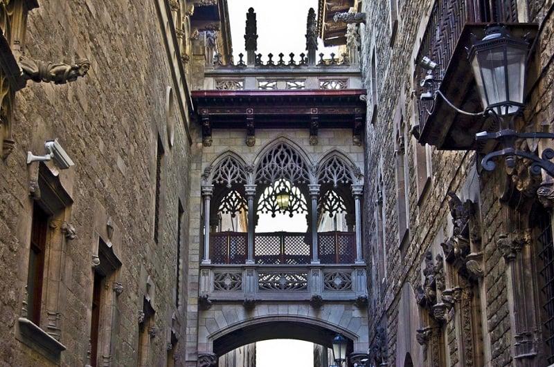 O que fazer em Barcelona: Bairro Gótico