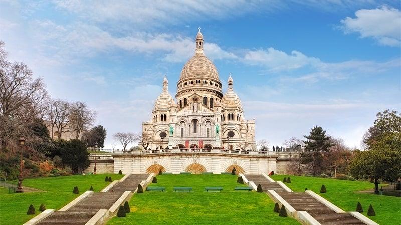 O que fazer em Paris: Basílica Sacré Coeur