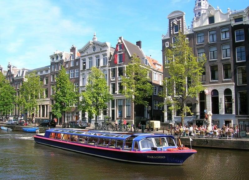 O que fazer em Amsterdam: Canais de Amsterdam