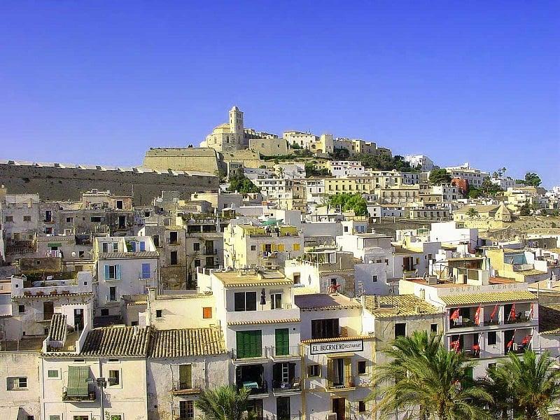O que fazer em Ibiza: Centro Histórico