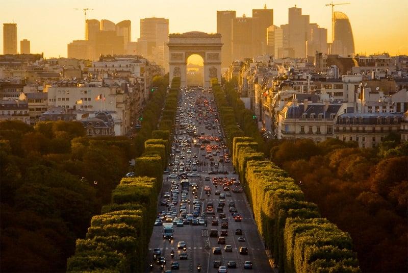 O que fazer em Paris: Champs-Élysées