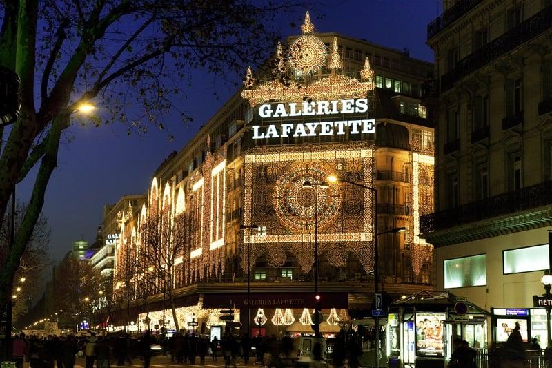 O que fazer em Paris: Compras em Paris
