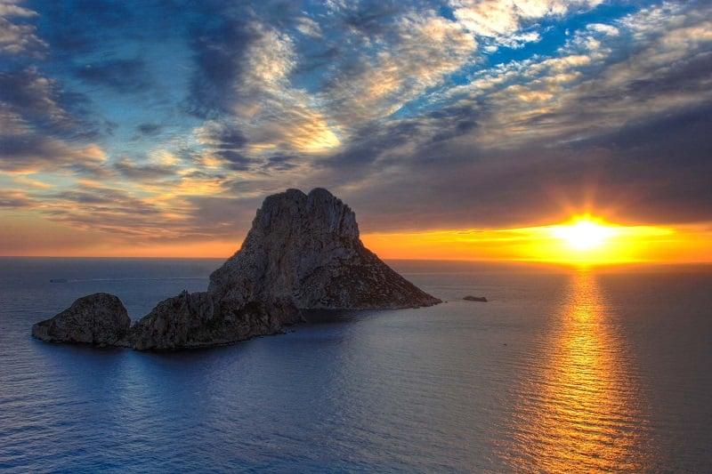 O que fazer em Ibiza: Es Vedrá