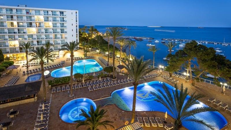 O que fazer em Ibiza: Hotéis