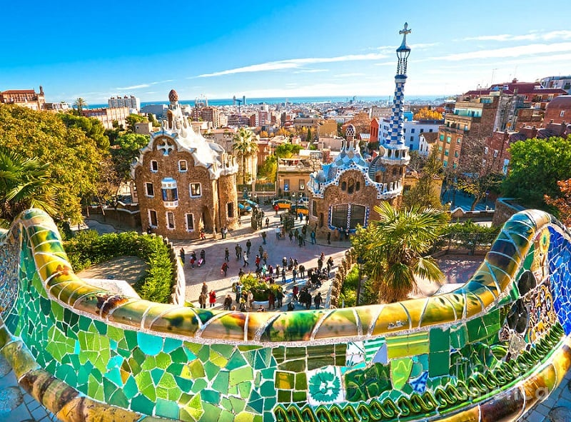 O que fazer em Barcelona: Parque Güell