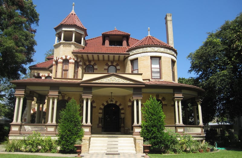 O Que Fazer em San Antonio no Texas: King William Historic District