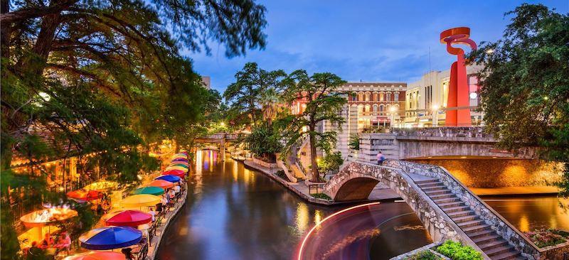 O Que Fazer em San Antonio no Texas: River Walk