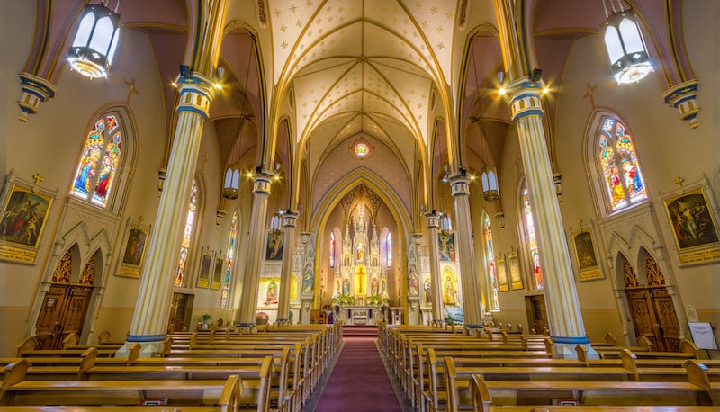 O Que Fazer em San Antonio no Texas: Saint Joseph Catholic Church