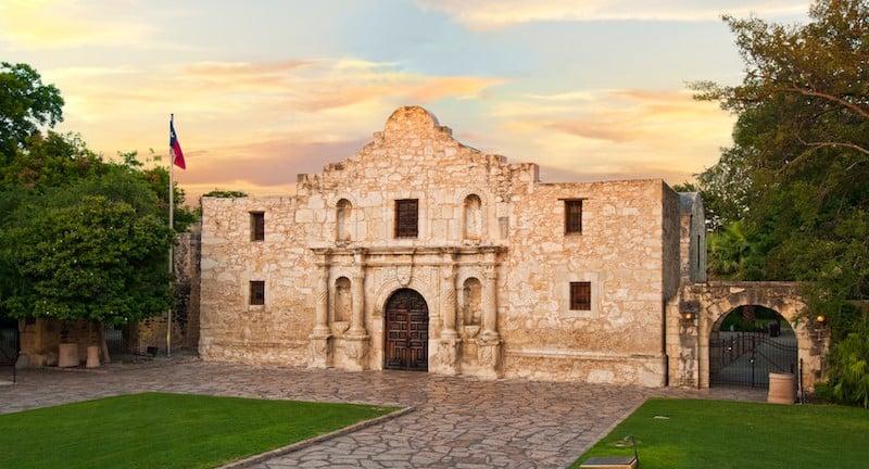 O Que Fazer em San Antonio no Texas: The Alamo