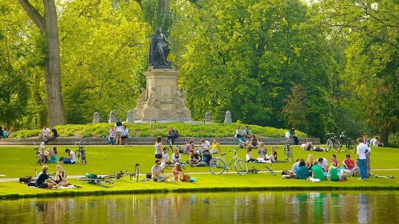 O que fazer em Amsterdam: Vondelpark