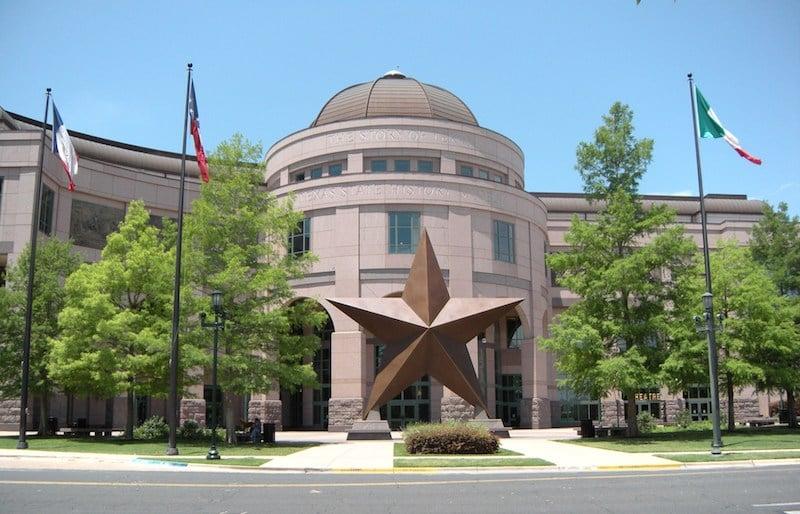 O Que Fazer em Austin: Bullock Texas State History Museum