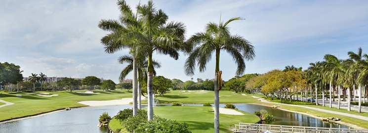 O Que Fazer em Boca Raton: Jogar Golfe