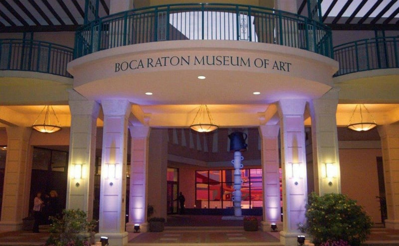 O Que Fazer em Boca Raton: Museum of Art