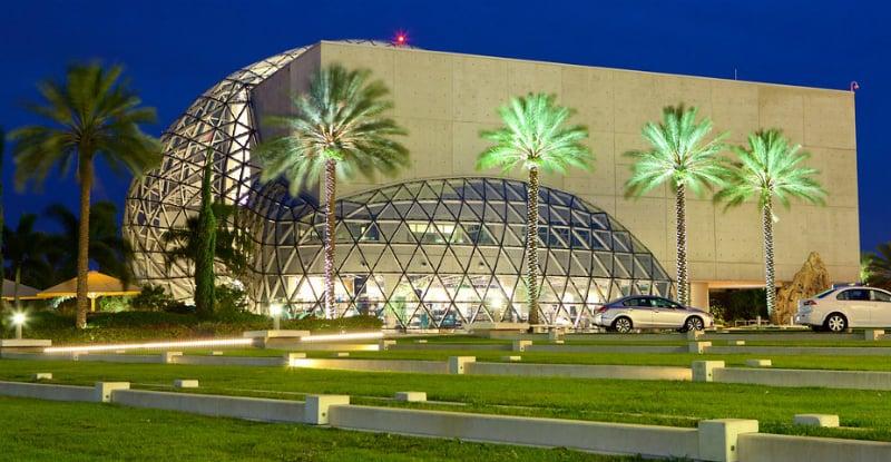 O Que Fazer em Clearwater: Museu Salvador Dali