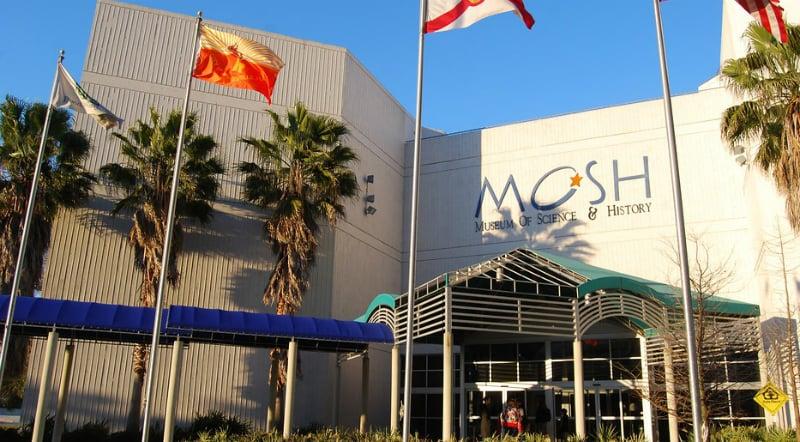 O Que Fazer em Jacksonville: Museum of Science and History